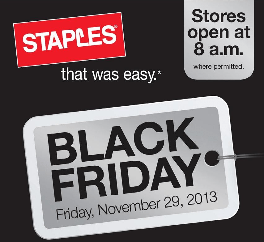 Staples Black Friday Ad for is here, and it's got some seriously doorbusting deals this year! With 18 pages of this season's most in-demand products from trendy tech to .