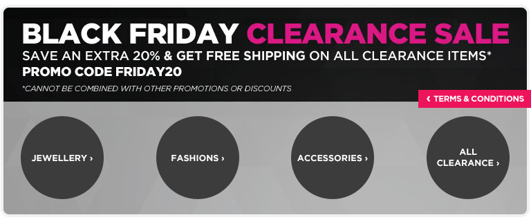 The Shopping Channel Black Friday Clearance