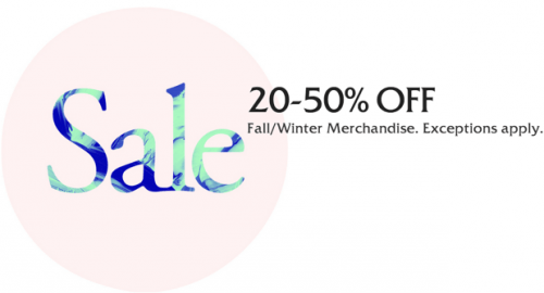 Aritzia Canada Boxing Day Deals