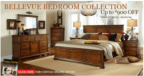 Costco Canada New Online Offers Save Up To On Bellevue - Costco ca bedroom furniture