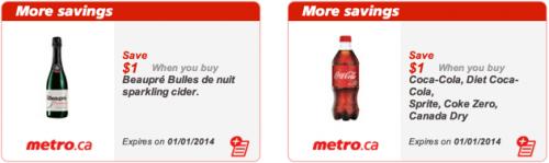 Metro Canada Ontario Printable coupons
