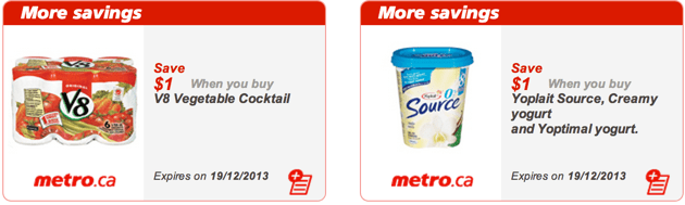 Metro Printable Coupons