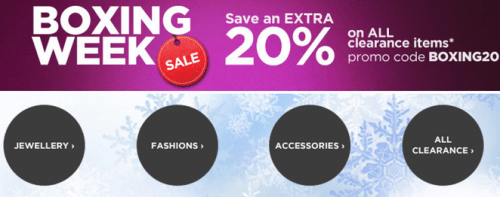 The Shopping Channel Boxing Week Deals