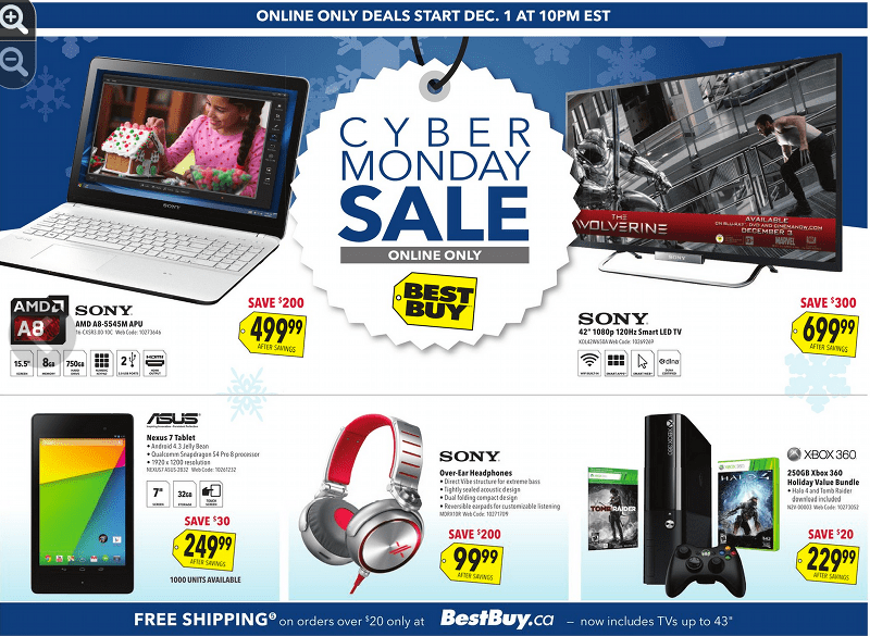 best-buy-cyber-monday-flyer