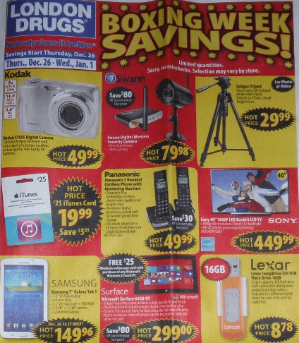 london-drugs-boxing-day-flyer