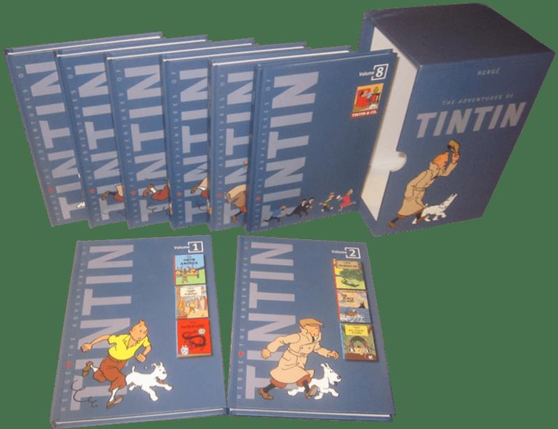 tintin-slipcase