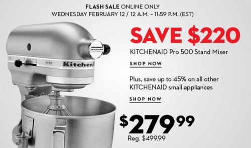 Kitchenaid Mixers On Sale In Canada