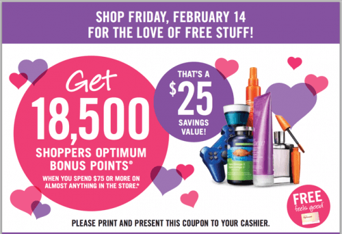 Shoppers Drug Mart Canada Coupon & offer