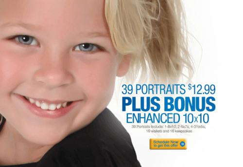 Walmart coupons portrait studio / Babies r us 20 off coupon