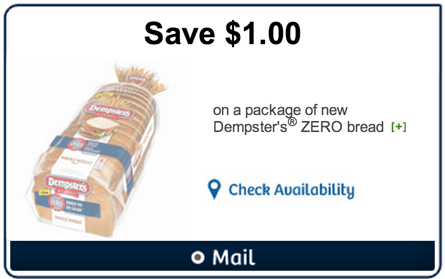 WebSaver.ca Dempster's Coupons