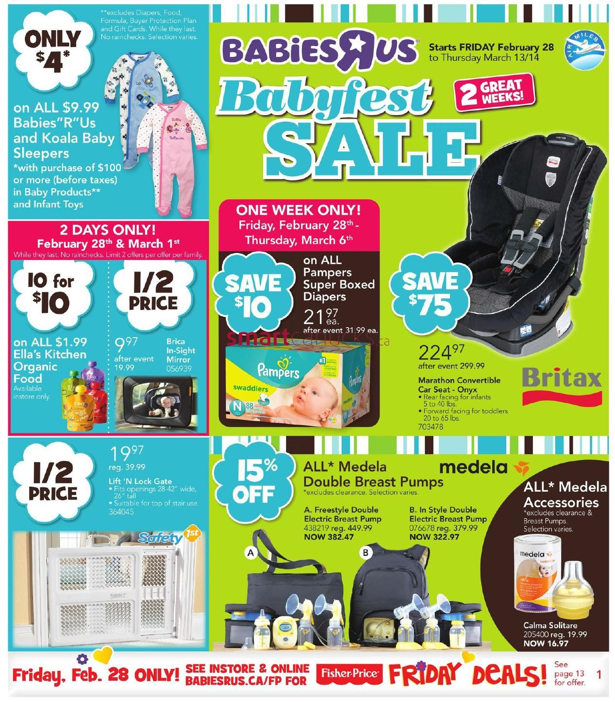 Breast pump coupons babies r us