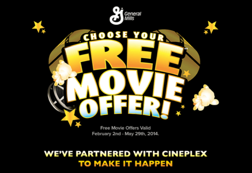 how to get free movie tickets canada