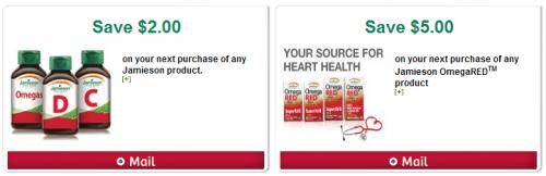 websaver jamieson coupons