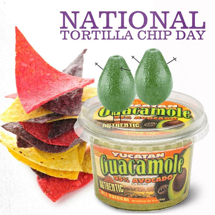 Yucatan Guacamole and Dips have released 4,000 FPCs! (Facebook)