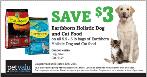 pet valu coupons