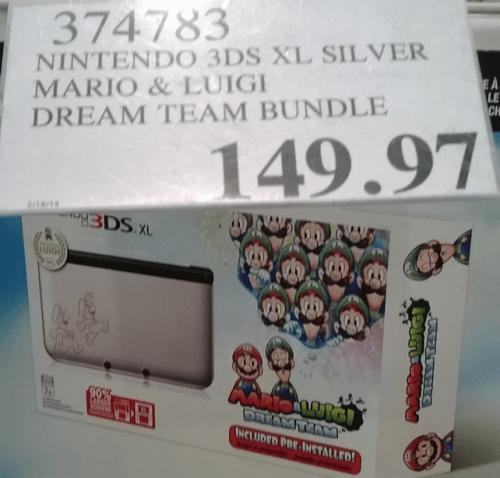 Ds xl bundle deals