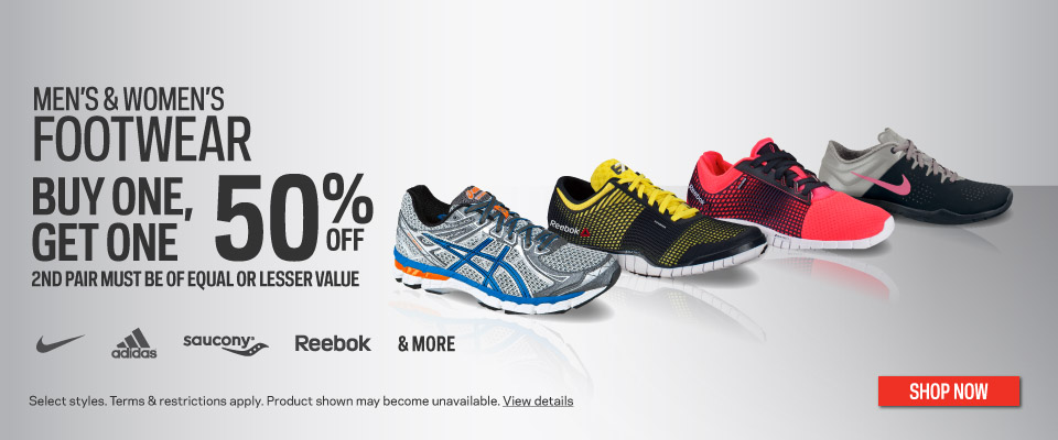 Buy One Get One  Off Shoes Canada