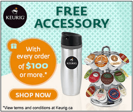 Keurig Canada has a couple coupons that will give you a free K-Cup Carousel valued at $ when you purchase either a Keurig brewing system or five boxes of K-Cups. Right now, you will also receive a three free Laura Secord K-Cups with any order.