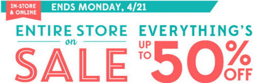 Old Navy Canada Sale