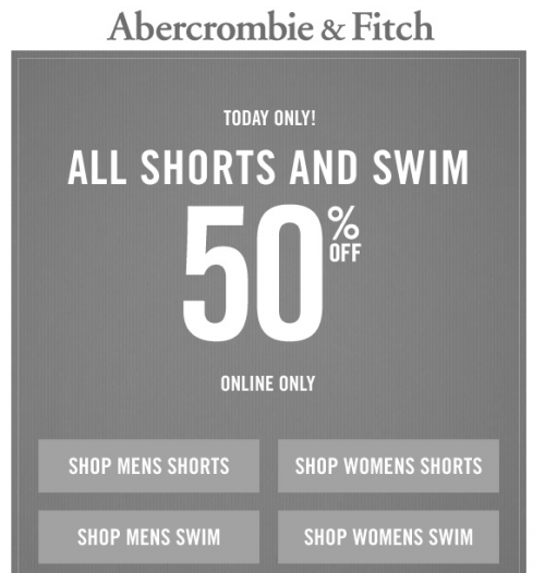Shopping Tips for Abercrombie Kids: 1. Keep the receipt, and you'll be able to make a return at any time. 2. You can make a return to both Abercrombie and Abercrombie Kids. Bypass the cost of return shipping by returning your items in-store. 3. Abercrombie Kids promo codes can be added to your order on the shopping bag page.