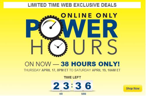 best buy power hours