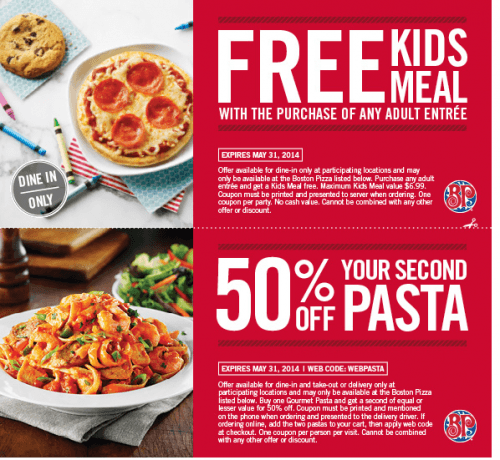boston pizza coupons march 2019