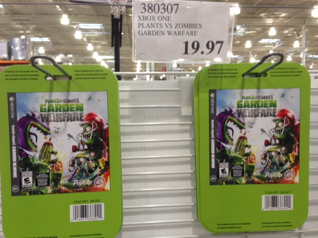 costco canada deals plants vs zombies garden warfare for xbox one only canadian
