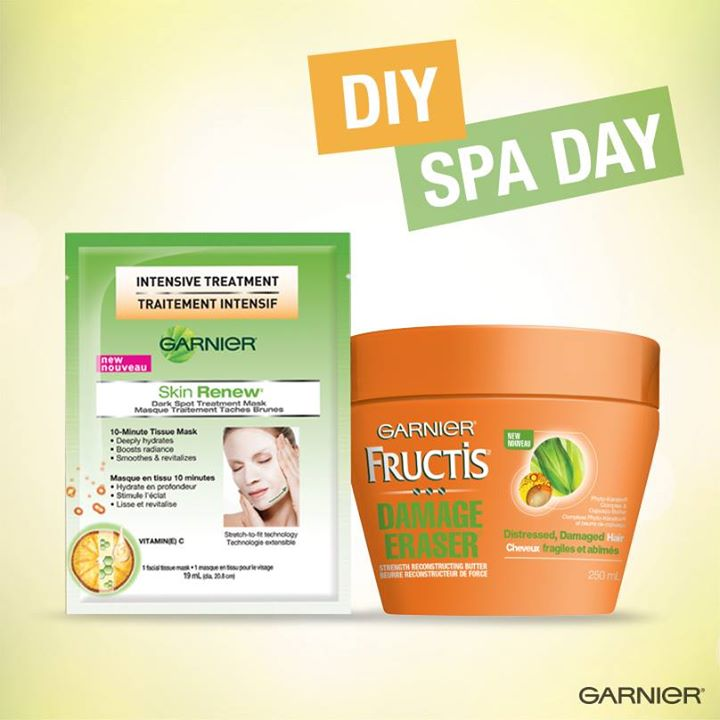Garnier canada flash facebook giveaway win a do it yourself spa day one response to garnier canada flash facebook giveaway win a do it yourself spa day solutioingenieria Choice Image