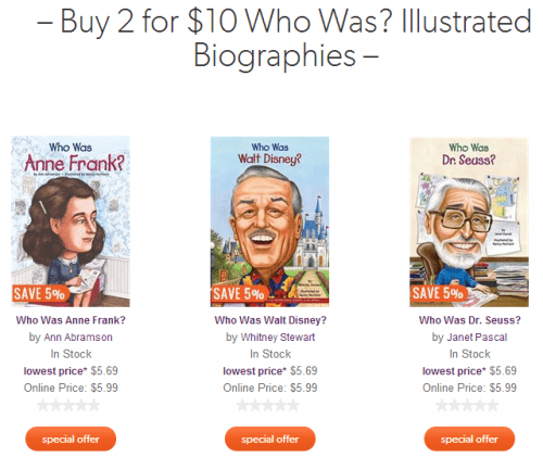 illustrated biographies chapters indigo
