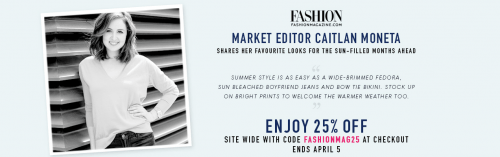 joe fresh promotional code