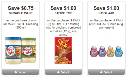 Kraft music discount coupons
