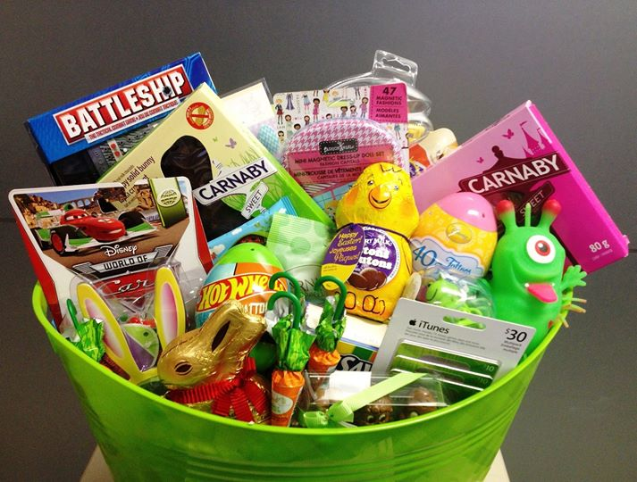shoppers easter basket
