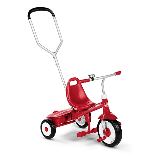 Click here to check out the Toys R Us Radio Flyer Steer & Stroll Trike ...