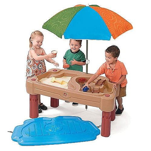Toys R Us Canada Deal Step 2 Play Up Water And Sand Table