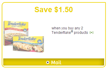 tenderflake coupon