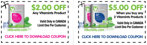 vitamints coupons
