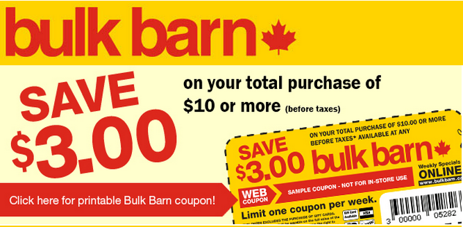 I ALWAYS go to Bulk Barn on Wednesdays after my lectures:P. I work at Value Village and we give Seniors 20% off discount on Tuesdays and Students 20% off discount on Wednesdays.