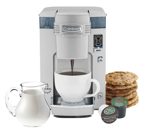 Amazon Canada Promotion: Cuisinart Single Serve Coffee Maker originally 149.99 for only USD 29 ...