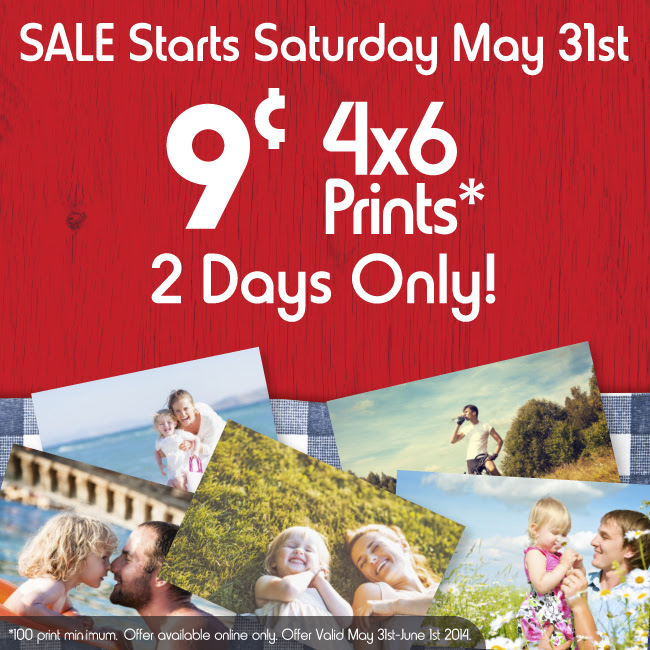 This Weekend Only: Shoppers Drug Mart Canada: 9 Cent 4×6 Prints *This Weekend