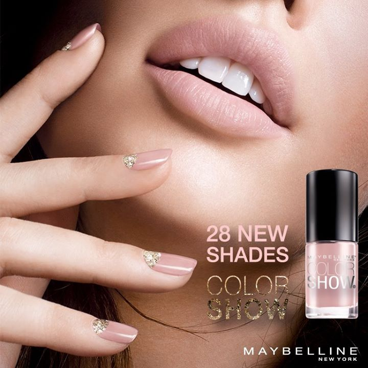 Maybelline Canada Facebook Giveaway: Win 28 New Shades of Nail ...