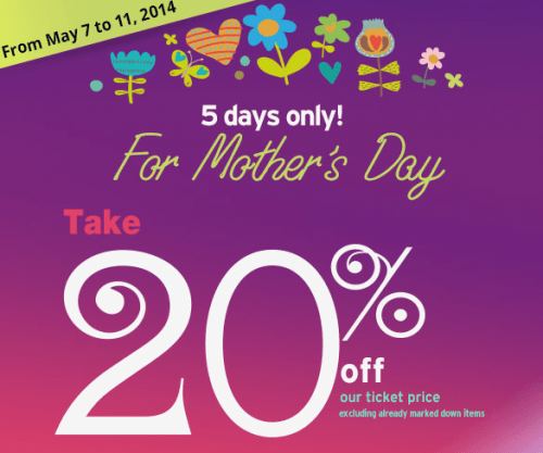women s day deals sports experts canada mother s day promotion take 20 off 4307