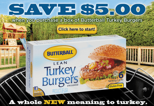 Discount coupons for turkeys