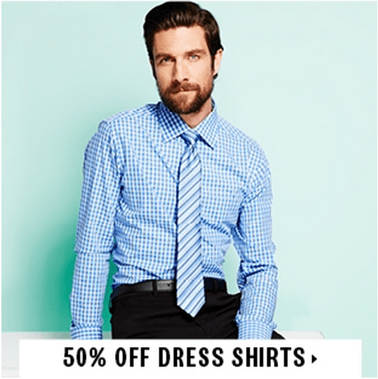 Hudson's Bay Dress Shirts