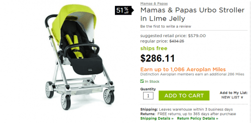 mamas and papas shop.ca