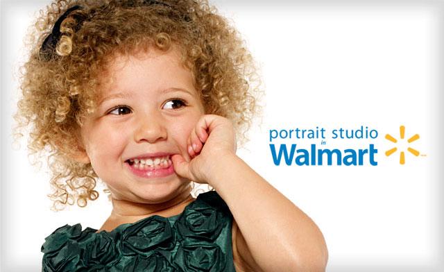 Walmart photo studio deals
