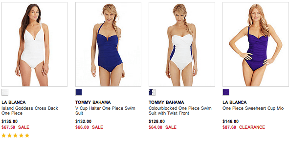 how to get triangl swimwear in canada