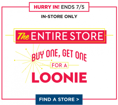 Old navy canada coupons 2019