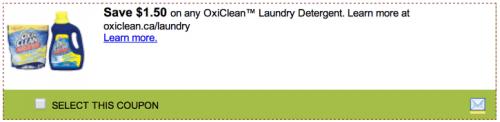 Smartsource Printable Coupons Save 3 On Oxiclean