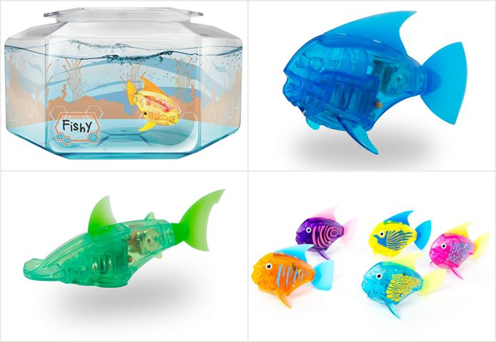 Mastermind toys canada facebook giveaway win a free for Aquabot smart fish