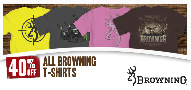 Browning online coupons